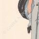 DETTAGLI 02 | Stampa di Moda - Primavera 1935 - Marocain de laine et renard
