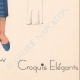 DETTAGLI 08   Stampa di Moda - Primavera 1935 - Alpaga façonné marine et blanc