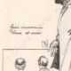 DETTAGLI 02 | Stampa di Moda - Primavera 1935 - Gros marocain blanc et noir