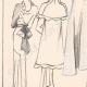 DETTAGLI 03 | Stampa di Moda - Primavera 1935 - Gros marocain blanc et noir