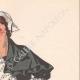 DETTAGLI 04 | Stampa di Moda - Primavera 1935 - Gros marocain blanc et noir