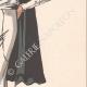 DETAILS 05 | Fashion Plate - Spring 1935 - Gros marocain blanc et noir