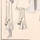 DETTAGLI 07 | Stampa di Moda - Primavera 1935 - Gros marocain blanc et noir