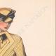DETAILS 04 | Fashion Plate - Spring 1935 - Trois Quarts en diagonale