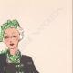 DETTAGLI 04 | Stampa di Moda - Primavera 1935 - Incrustations faille sur crêpe de laine