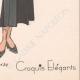DETTAGLI 08 | Stampa di Moda - Primavera 1935 - Incrustations faille sur crêpe de laine