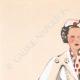 DETTAGLI 01 | Stampa di Moda - Primavera 1935 - Lainage fantaisie blanc revers formant cape
