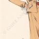 DETTAGLI 02 | Stampa di Moda - Primavera 1935 - Gros shantung maïs et blanc