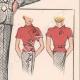 DETAILS 05 | Gravura de Moda - Primavera 1935 - Lainage pied de poule et jersey rouille
