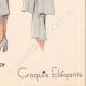 DETAILS 08 | Fashion Plate - Spring 1935 - Ensemble trois quarts en crepalvac gris