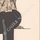 DETAILS 05 | Fashion Plate - Spring 1935 - Faille unie et ecossais