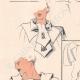 DETTAGLI 02 | Stampa di Moda - Primavera 1935 - Manteau