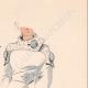 DETTAGLI 04 | Stampa di Moda - Primavera 1935 - Manteau