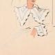 DETTAGLI 07   Stampa di Moda - Primavera 1935 - Manteau blanc