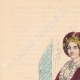 DETTAGLI 01 | Turchia - Costume di donna - Borghesia