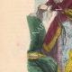 DETTAGLI 02 | Turchia - Costume di donna - Borghesia