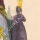 DETTAGLI 04 | Turchia - Costume di donna - Borghesia