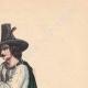 DETTAGLI 03 | Costume Tipico - Cacciatore e Donna - Zillertal - Tirolo (Austria)