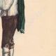 DETTAGLI 04 | Costume Tipico - Cacciatore e Donna - Zillertal - Tirolo (Austria)