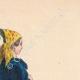 DETTAGLI 04 | Costume Tipico - Sassonia - Contadino di Wenden e donna di Altenburg (Germania)