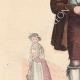 DÉTAILS 02   Costume Typique - Homme et femme de la vallée de Dux - Tyrol (Autriche)