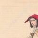 DETTAGLI 01 | Costume tipico di una ragazza di Salerno - Campania (Italia)
