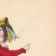 DETALLES 03 | Traje típico de una señora joven de Nettuno (Italia)