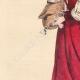DETTAGLI 02 | Costume tipico di una donna di Valladolid (Spagna)