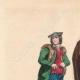DETTAGLI 01 | Costume tipico degli abitanti delle Landes (Francia)