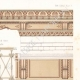 DETAILS 05   Country house near Tempelhof - Berlin - Plans and ornaments (Germany)