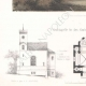 DETAILS 03 | Funeral chapel for the count Sierakowski in Waplitz (Poland)