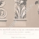 DETAILS 04 | Decoration of a house in Berlin - Acanthus (Germany)