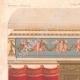 DETTAGLI 01 | Decorazione di una camera da letto del Castello Reale di Berlino (Germania)