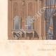 DETAILS 03 | Dining Room in the Villa Arnim near Sanssouci (Germany)