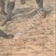 DETTAGLI 06 | Aquile attaccano le pecore vicino a Lorient - Francia - 1909