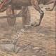 DETAILS 06 | Bandit disguised as a woman attacks a farmer near Téteghem - France - 1909