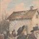 DETTAGLI 01 | Un guardiano ucciso da un treno all'passaggio a livello di Saint-Fons - Francia - 1909
