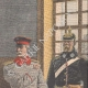 DETAILS 03   Patriotism lesson to two French deserters in Germany - 1909