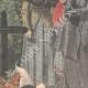 DETTAGLI 02 | Fedeltà di un cane sulla tomba del suo padrone - Île-de-France - 1909