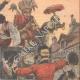 DETALJER 03 | Carnival of Paris - Descente de la Courtille i Belleville - Paris - 1909