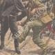 DETALLES 02 | Antimilitarismo - Desfile militar Cours de Vincennes - Francia - 1909
