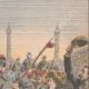 DETALLES 03 | Antimilitarismo - Desfile militar Cours de Vincennes - Francia - 1909