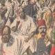 DETTAGLI 04 | Fanatismo in un luogo di pellegrinaggio musulmano a Kerbala - Persia - 1909