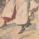 DETTAGLI 05 | Fanatismo in un luogo di pellegrinaggio musulmano a Kerbala - Persia - 1909