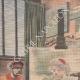 DETALJER 01 | En målare attackerad av en boa i sin ateljén - Tyskland - 1909