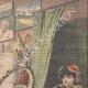 DETALJER 03 | En målare attackerad av en boa i sin ateljén - Tyskland - 1909