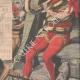 DETALJER 04 | En målare attackerad av en boa i sin ateljén - Tyskland - 1909