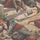 DETTAGLI 05 | Cristiani armeni massacrati ad Adana - Turchia - 1909