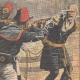 DETTAGLI 04 | Controrivoluzione ottomana - Un ufficiale ucciso dai suoi marinai - Turchia - 1909