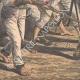 DETTAGLI 05 | Controrivoluzione ottomana - Un ufficiale ucciso dai suoi marinai - Turchia - 1909